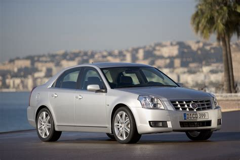 cadillac bls review top speed