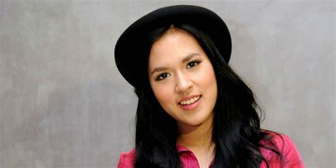 Model Rambut Raisa by Kapanlagi Raisa Mini Concert Di Acara Sunsilk Click