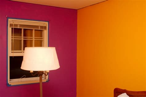Painting One Wall A Different Color In A Bedroom by Painting Different Colors On Walls Different Color Walls
