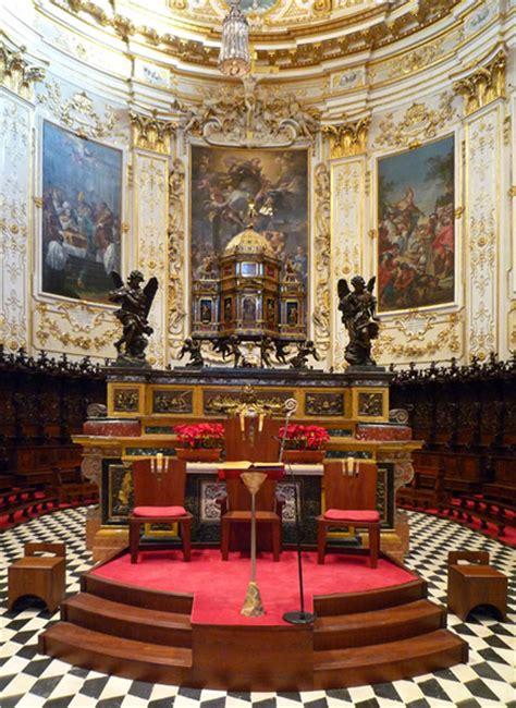 mensa popolare di bergamo cattedrale di bergamo tele coro