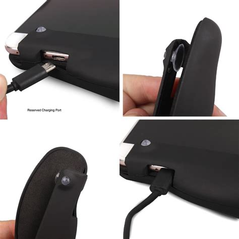 Baru Dji Spark Shank Holder Grip System phone tablet shank holder handle grip for dji spark rc quadcopter alex nld