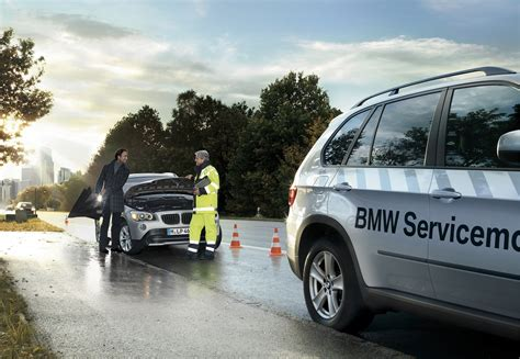 bmw road assistance new roadside assistance and hotline program for
