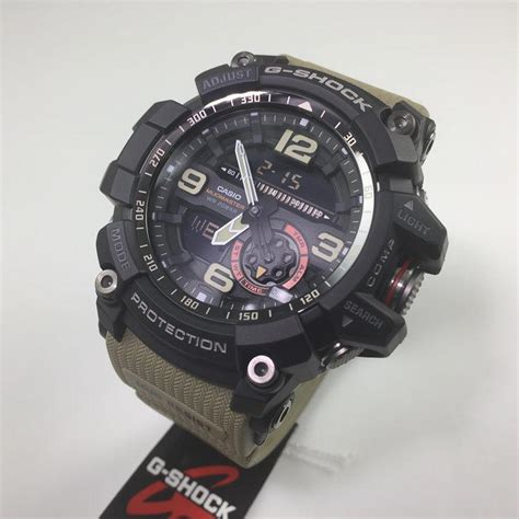 Casio G Shock Gg1000 casio g shock mudmaster compass gg1000 1a5