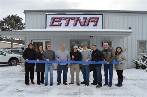Etna Plumbing by 2016 Ribbon Cuttings Lake Superior Community Partnership