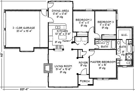 english house floor plans gallery english cottage floor plan