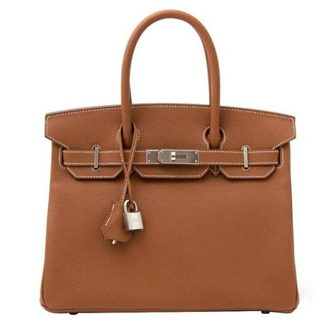 Tas Hermess Birkin Clemence 30cm Best Seller brand new hermes birkin 30 gold togo phw for sale at 1stdibs