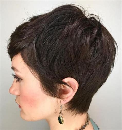 pixies for thick hair the 25 best pixie haircut for thick hair ideas on