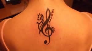 64 fantastic music neck tattoos