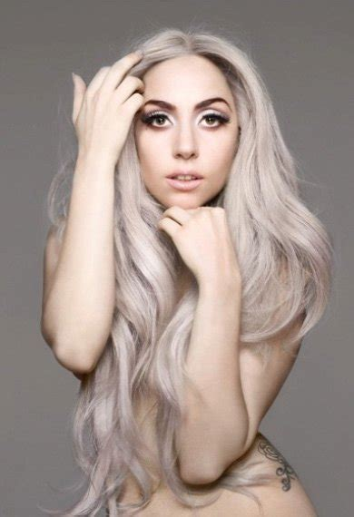 silver blonde ask erena grey hair new fashion trend of 2012