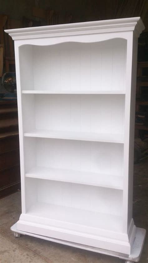 white painted bookcase built in bookcases blackmore design furniture makers