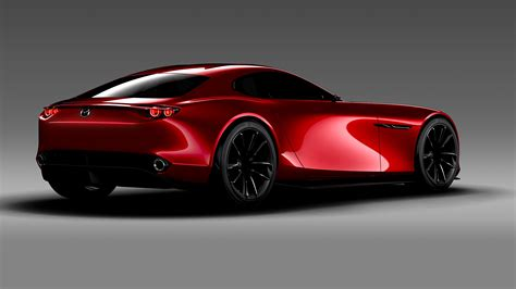 Mazda Rx9 Concept by Mazda Rx 9 Previewed With Rx Vision Rotary Concept At