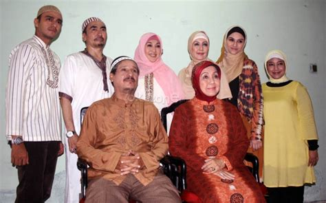 film drama keluarga indonesia syukuran film ummi aminah okezone foto