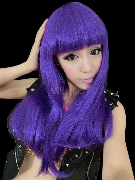 Vanity Wigs by Grape Kanekalon Curls At Ends Fashion Wig Milanoo