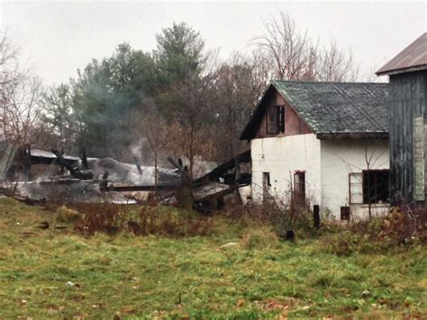 Barn Kitchener by Two Fires Within 24 Hours On Cockshutt Road Spark Investigation Ctv Kitchener News