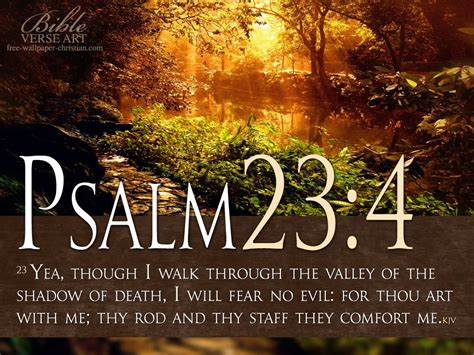 psalms comfort and encouragement psalm 23 4 inspirational bible quotes psalm 23 4 bible