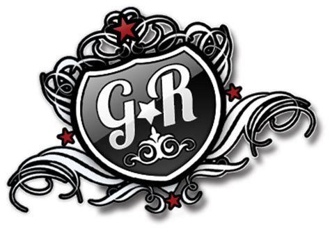 GR first post! -Golfing Republic G R Logo