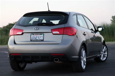 Kia Forte 5 Door Review 2011 Kia Forte 5 Door Autoblog