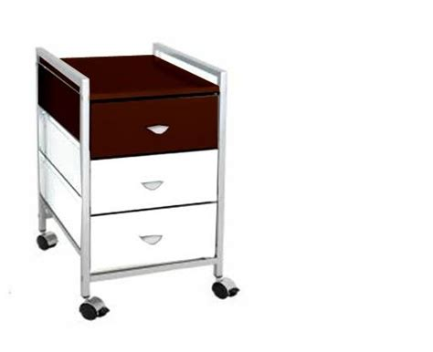 Wood Storage Cart With Drawers 3 Tier Mdf Wood Storage Cart With Drawers Buy Wood