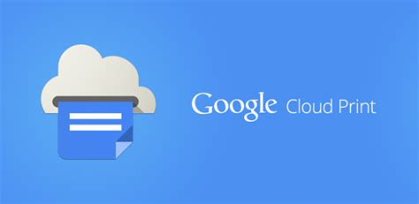 cloud print for android cloud print app released on android droid