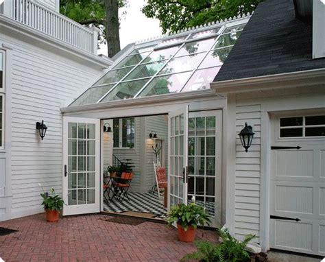 Garage Breezeway by Beautiful Way Passive Solar Lakeside