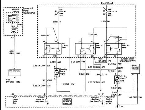monte carlo fan installation guide 2003 chevrolet wiring diagram monte carlo 3 4l 2003