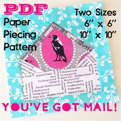 quilt pattern you ve got mail 17 best images about quilt patterns i love on pinterest
