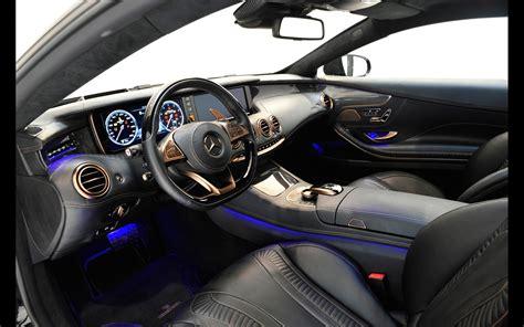 Mercedes Brabus Interior by 2015 Brabus Mercedes S 63 850 Biturbo Coupe