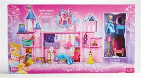 disney princess castle doll house compare disney princess royal castle vs kid kraft so chic dollhouse