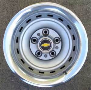 Gm Truck Wheels Used 72 Rally Wheels The 1947 Present Chevrolet Gmc