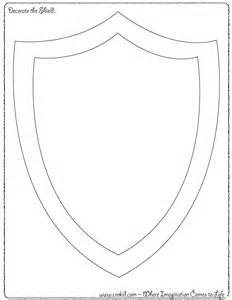 Shield Coloring Page Coloring Home Shield Coloring Pages