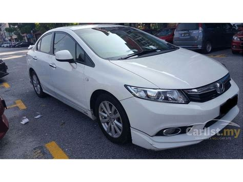 Honda Civic At 1 8 2013 honda civic 2013 s i vtec 1 8 in selangor automatic sedan