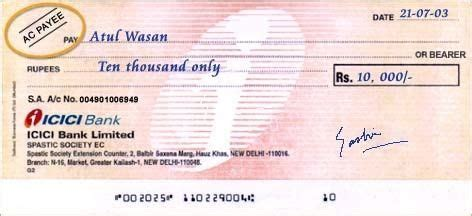 what is account payee crossed cheque bearer cheque ask