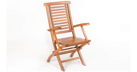 outdoor armchair hanton teak outdoor chair the warehouse dubai