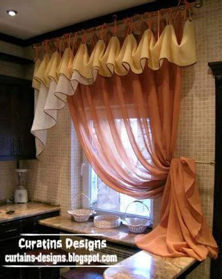 Curtain Designs For Kitchen Windows unique curtain designs for kitchen windows kitchen