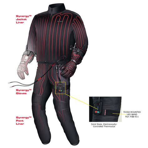 heated motorcycle clothing the bikebandit blog heated motorcycle gear buyer s guide