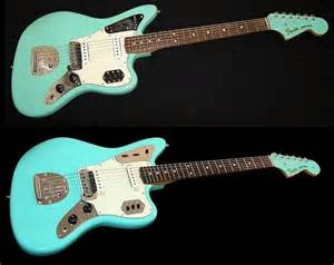 Seafoam Green Jaguar Offsetguitars View Topic Fender Jaguar In Seafoam