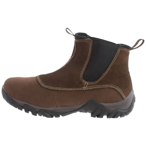 hi tec snow boots mens hi tec terra lox mid 200 i snow boots for save 65