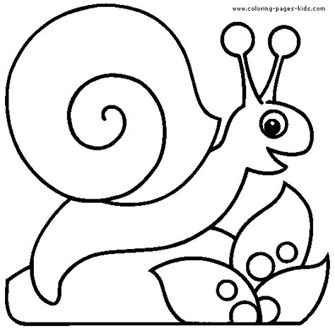 snail coloring pages preschool snail coloring page spring earth day coloring pages