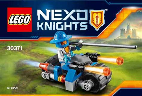 Lego Nexo Knights 30371 Knights Cycle Set Soldier Polybag toys r us lego nexo knights event 4k wallpapers