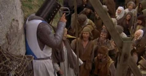 leadership lessons from monty python and the holy grail books a classic monty python where they try to burn a