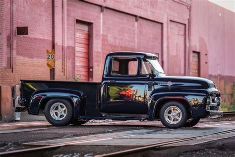 ford  pickup modified custom pro street