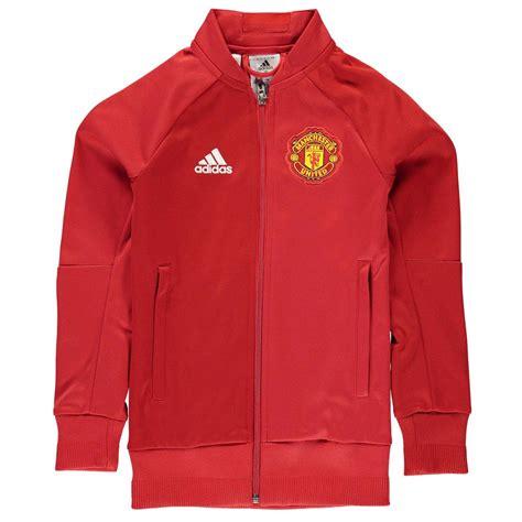 Jacket Zipper Manchester City Gradasi Merah adidas manchester united fc anthem jacket juniors football soccer tracksuit top ebay