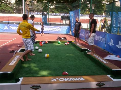 snookball play snooker and football together xcitefun net