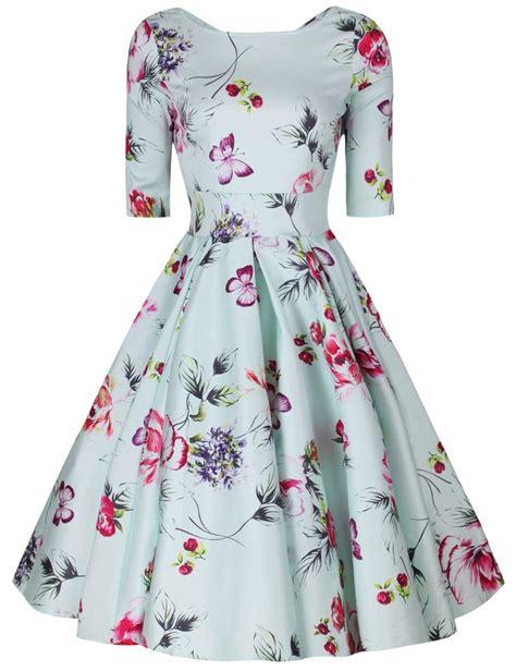 A Sea Of Roses Flare Dress best 25 tea dresses ideas on vintage summer