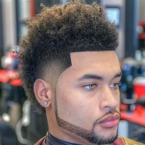 fro hawk hispanic the temp fade haircut top 21 temple fade styles 2017