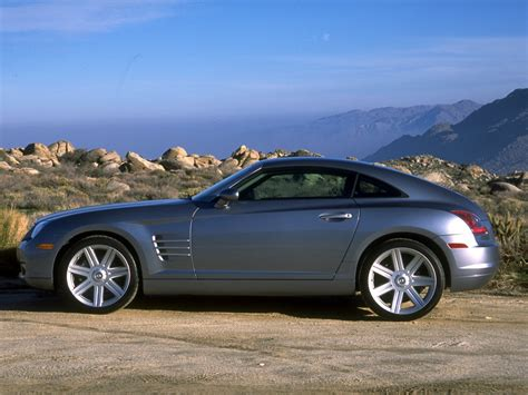 2003 chrysler crossfire 2003 chrysler crossfire picture 31842 car review top