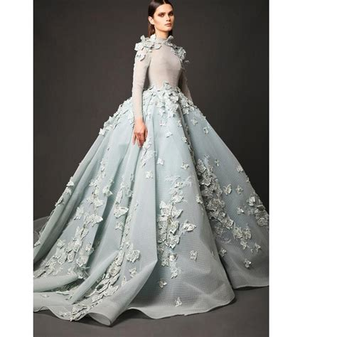 New Season Trends Of The Ballgown by Elie Saab Wedding Dresses 2018 Vintage Discount Wedding