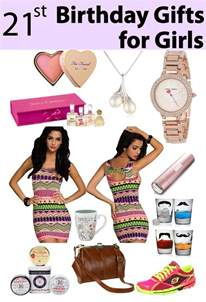 21st Birthday Gifts for Girls   Vivid's