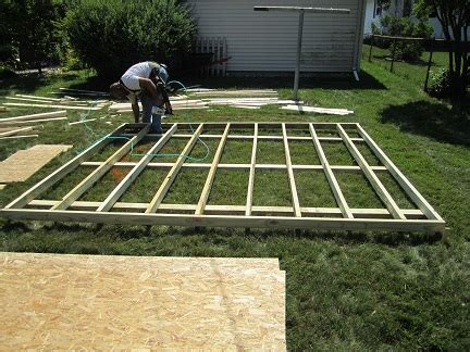 shed plans how to build a shed base with concrete blocks
