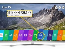 Image result for Screen Share LG Smart TV. Size: 213 x 160. Source: www.lifewire.com